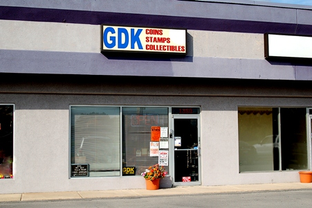 GDK Coins Buffalo New York